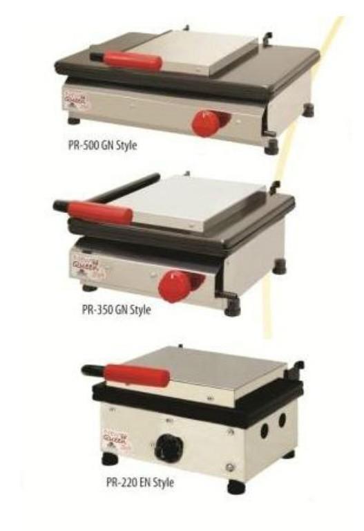 PR 500 - 350 - 220